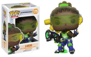 Funko Pop Overwatch Lucio #179