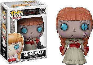 Funko Pop Terror Annabelle #469