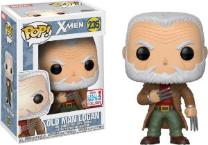 Funko Pop Marvel X-Men Old Man Logan NYCC 17 #235