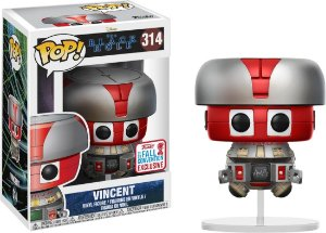 Funko Pop Disney The Black Hole Vicent Exclusivo NYCC 17 #314