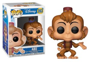 Funko Pop Disney Aladim Abu #353