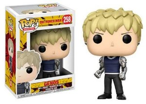 Funko Pop One Punch Man Genos #258