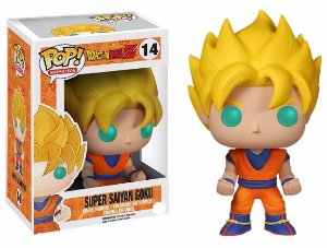 Funko Pop Dragon Ball Z Super Saiyan Goku #14