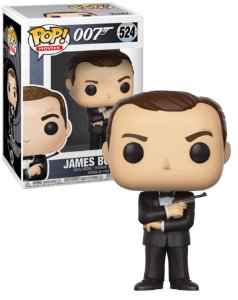 Funko Pop 007 James Bond From Dr No Exclusivo #524