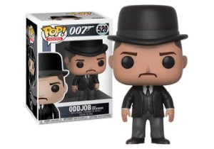 Funko Pop 007 James Oddjob From Goldfinger #520