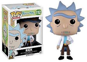 Funko Pop Rick and Morty - Rick #112