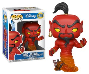 Funko Pop Disney Aladdin Red Jafar #356