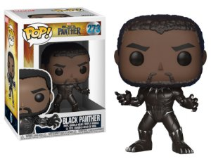 Funko Pop Marvel Pantera Negra Black Panther #273