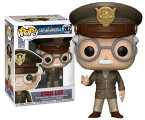 Funko Pop Marvel Stan Lee Exclusivo #282