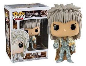 Funko Pop Labyrinth Jareth Glitter Exclusivo #365