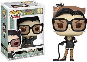 Funko Pop DC Comics Bombshells Catwoman Sepia Exclusiva #225