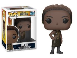 Funko Pop Marvel Pantera Negra Black Panther Nakia #277