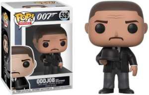 Funko Pop 007 James Bond Oddjob From Goldfinger Exclusivo #526