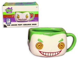 Caneca Funko Pop Home Ceramic Mug The Joker Legion of Collectors