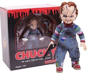 Boneco Chucky Brinquedo Assassino