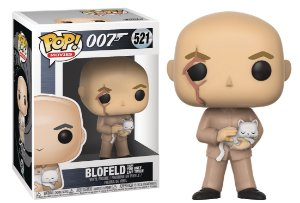 Funko Pop 007 James Bond Blofeld From You Only Live Twice #521