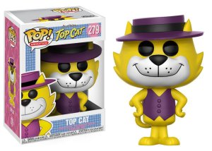 Funko Pop Hanna Barbera Top Cat Manda Chuva #279
