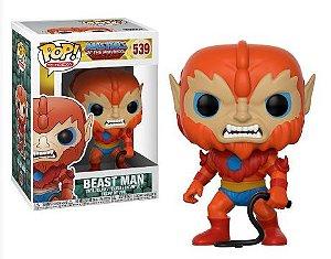 Funko Pop Masters of The Universe Beast Man #539