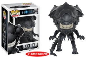 Funko Pop Aliens Queen Alien #346
