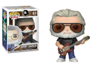 Funko Pop Jerry Garcia #61