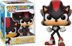 Funko Pop Sonic The Hedgehog Shadow #285
