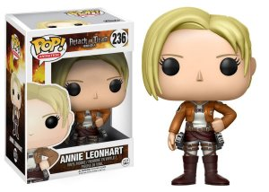 Funko Pop Attack On Titan Annie Leonhart #236