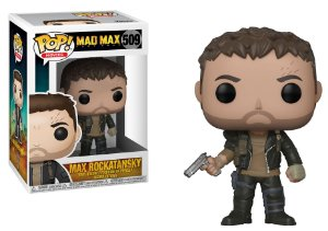 Funko Pop Mad Max Fury Road Max #509