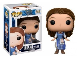 Funko Pop Disney Bela E Fera - Bela Village Exclusiva #249