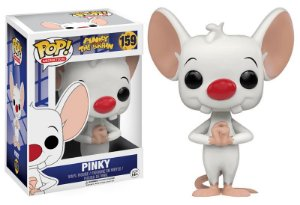 Funko Pop Pinky and The Brain Cérebro - Pinky #159