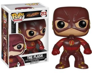 Funko Pop DC The Flash Tv Series #213