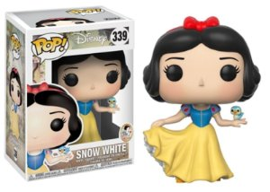 Funko Pop Disney Branca de Neve Snow White #339