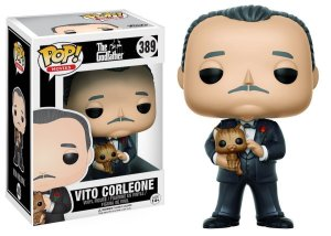 Funko Pop The Goodfather Poderoso Chefão Vito Corleone #389