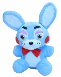 Pelúcia Five Nights At Freddys FNAF Toy Bonnie