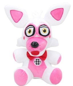 Pelúcia Five Nights At Freddys FNAF - Toy Funtime Foxy