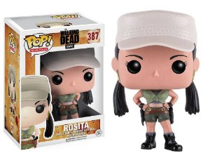 Funko Pop The Walking Dead Rosita #387
