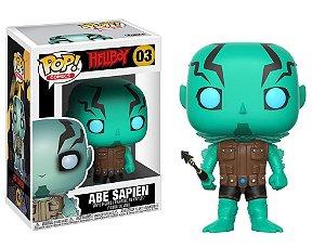Funko Pop Hellboy Abe Sapien #03