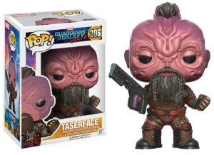 Funko Pop Marvel Guardiões da Galáxia Vol 2 Taserface #206