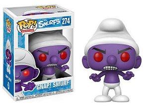 Funko Pop Smurfs Gnap! Smurf #274
