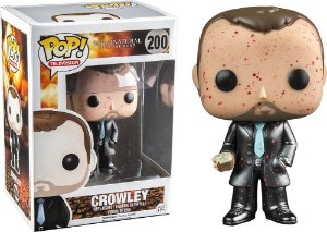 Funko Pop Supernatural Crowley Blood Exclusivo #200