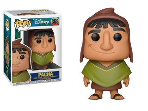 Funko Pop Disney A Nova Onda do Imperador Pacha #358