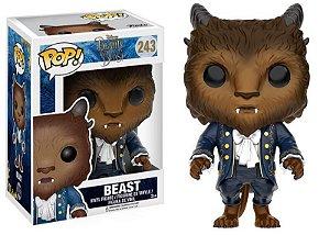 Funko Pop Disney Bela e a Fera - Beast #243