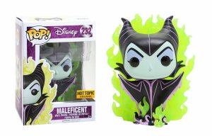 Funko Pop Disney Malevola Maleficent Flames Exclusiva #232