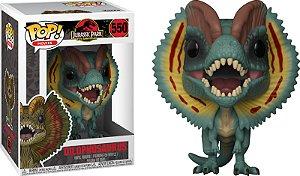 Funko Pop Jurassic Park Dilophosaurus #550