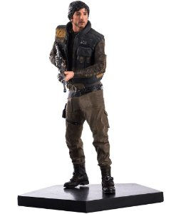 Star Wars Captain Cassian 1/10 Art Scale Iron Studios
