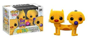 Funko Pop Catdog Flocado Exclusivo Sdcc #221
