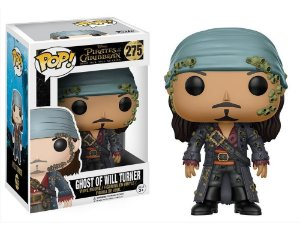 Funko Pop Disney Piratas Do Caribe Ghost of Will Turner #275