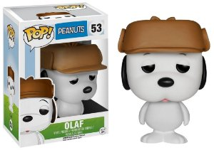 Funko Pop Peanuts Snoopy Olaf Exclusivo #53