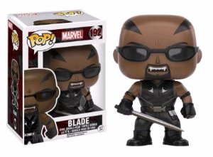 Funko Pop Marvel Blade Px Previews Exclusivo #192