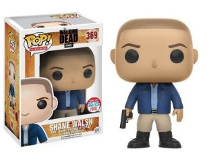 Funko Pop The Walking Dead Shane Walsh Exclusivo Nycc #369