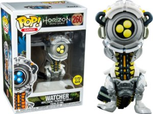 Funko Pop Horizon Zero Dawn Watcher Glows Exclusivo #260